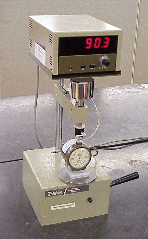 Durometer Hardness Shore Hardness ASTM D 2240